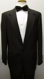 Mens Formal Single Breasted Dinner Suit Suit Package Evening Wear