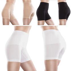 Miederslip mit Bein Miederhose Shapewear seamless Bauchweg Mieder Taillenformer