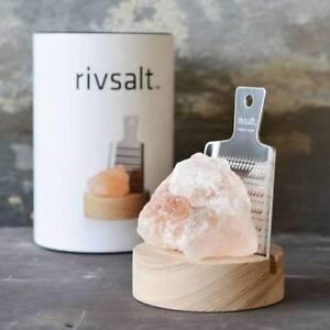 Grattugia-sale-rosa-Himalayano-RIVSALT-IDEA-REGALO