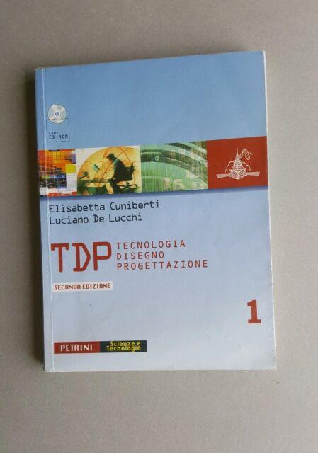 TDP-   TECNOLOGIA DISEGNO PROGETTAZIONE ANNO  2005