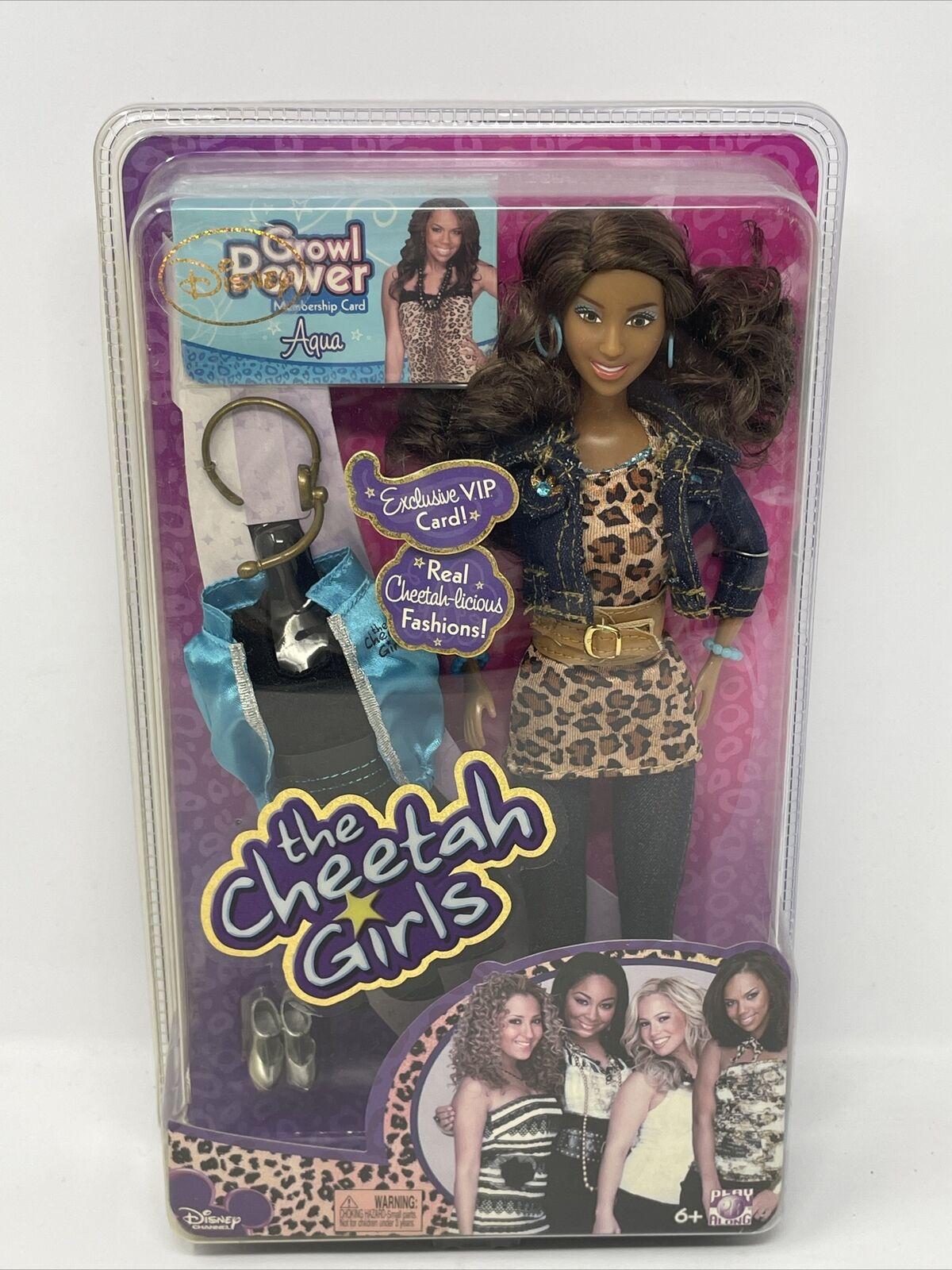 2007 Disney The Cheetah Girls Doll Aqua for sale online