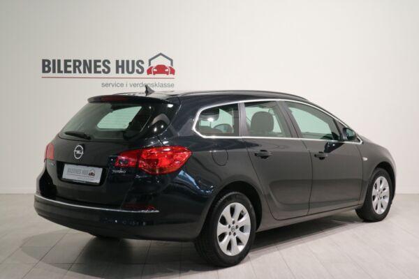 Opel Astra 1,4 T 140 Sport ST - billede 2