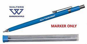 Markal 96006 Silver-Streak Metal Marker Round Silver