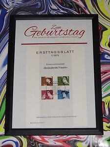 Geburtstag URKUNDE mit Poststempel -Geschenk HOCHZEITSTAG 41 40 39 38 37 36 35