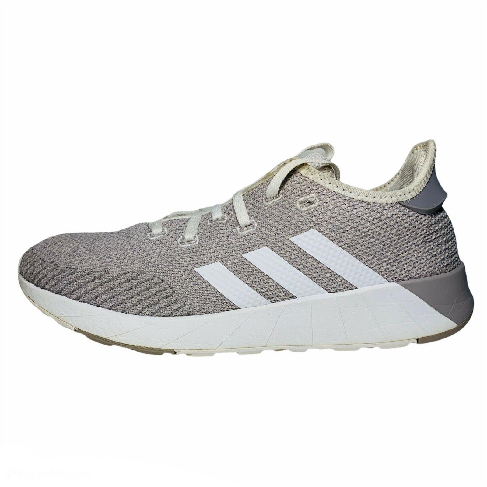 Adidas Femmes Questar X BYD B96488 cloadfoam GRIS Chaussures de course à lacets taille 9 m