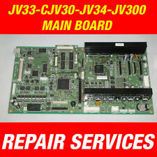 Mimaki JV33 / CJV30 / JV34 / JV300 / JV400 / JV150 Main Board Repair services