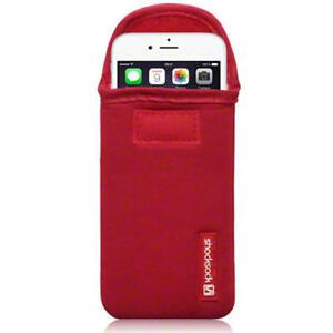 Shocksock-Rouge-etui-pochette-en-neoprene-pour-Apple-iPhone-6-4-7-Pouce