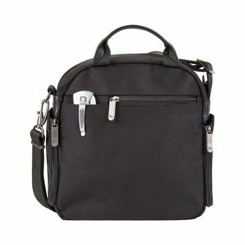 Travelon Unisex  Anti-Theft Concealed Carry Tour Bag Black Size OSFA