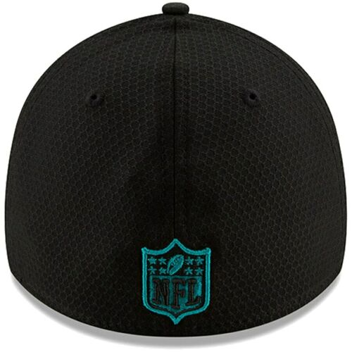 New Era NFL Jacksonville Jaguars Black 2019 Salute to Service 3930 Stretch Cap