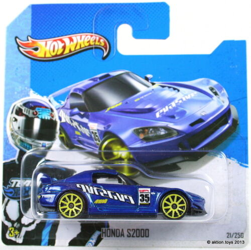 Hot Wheels Ford Honda Toyota Chevrolet Coches De Juguete Gt S2000 Corolla Custom 1:64 Nuevo!