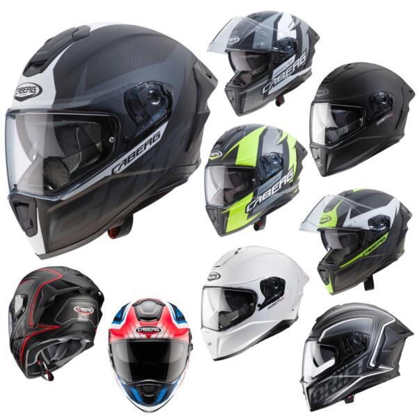 Actief Caberg Drift Evo Motorrad Integral Helm Integrierte Sonnenblende Pinlock Visier