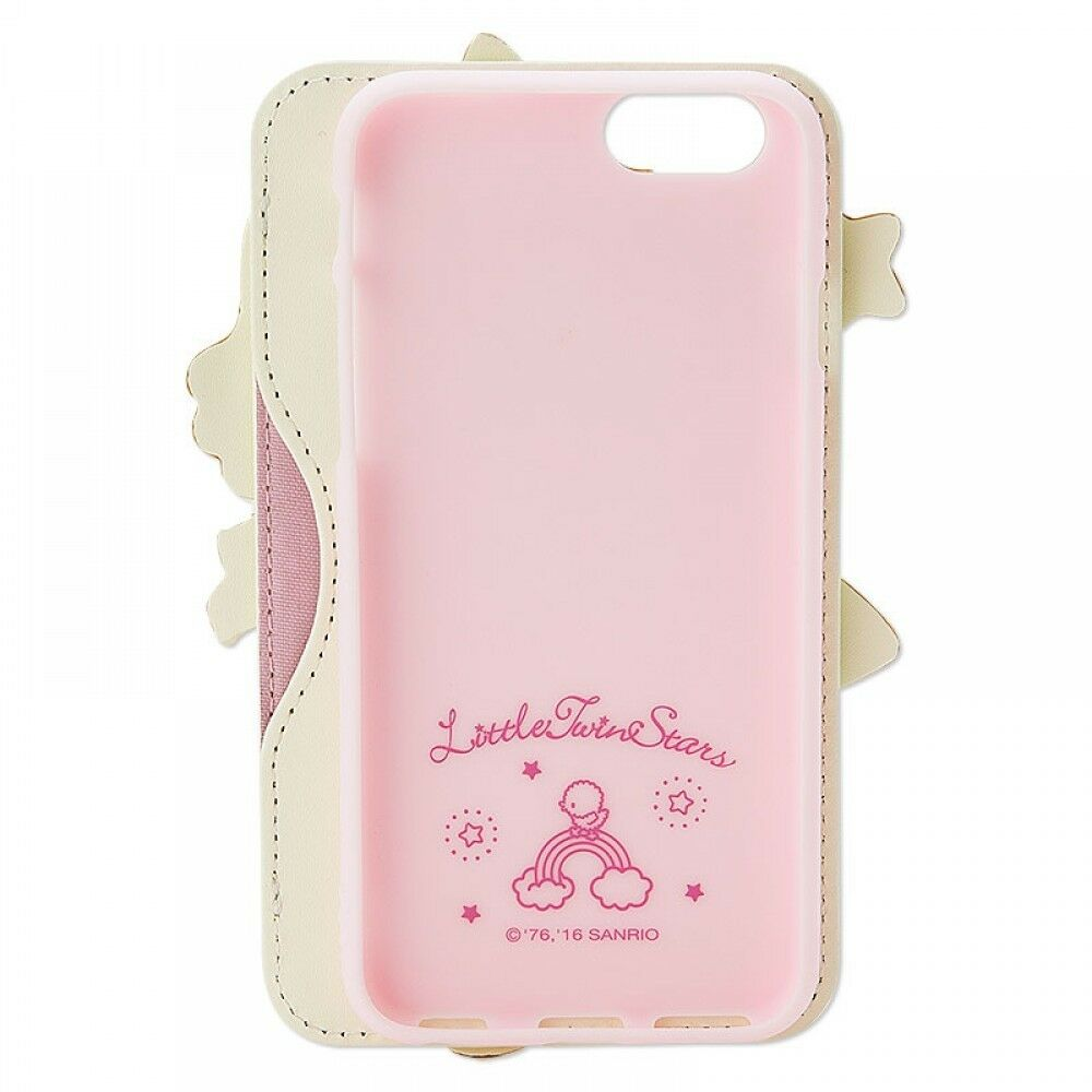 New Little Twin Stars character-shaped iPhone 6s 6 Case Sanrio Kawaii Japan