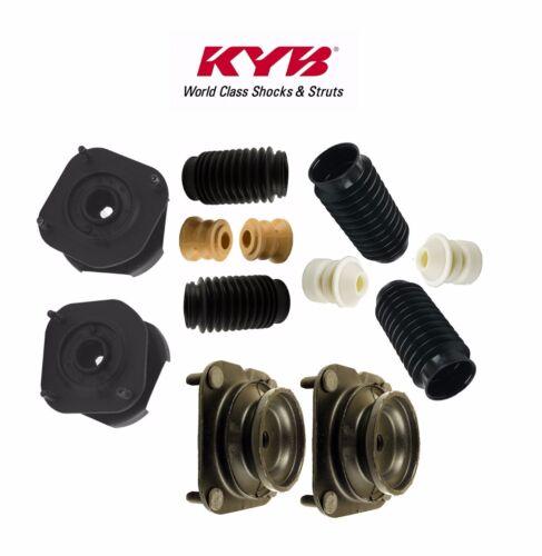 For Mazda 626 MX-6 Complete Strut Bellows /& Full Strut Mounts KYB