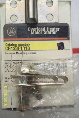CR123F181B *BOX OF 3* NEW GE OVERLOAD HEATER ELEMENT MOTOR STARTER