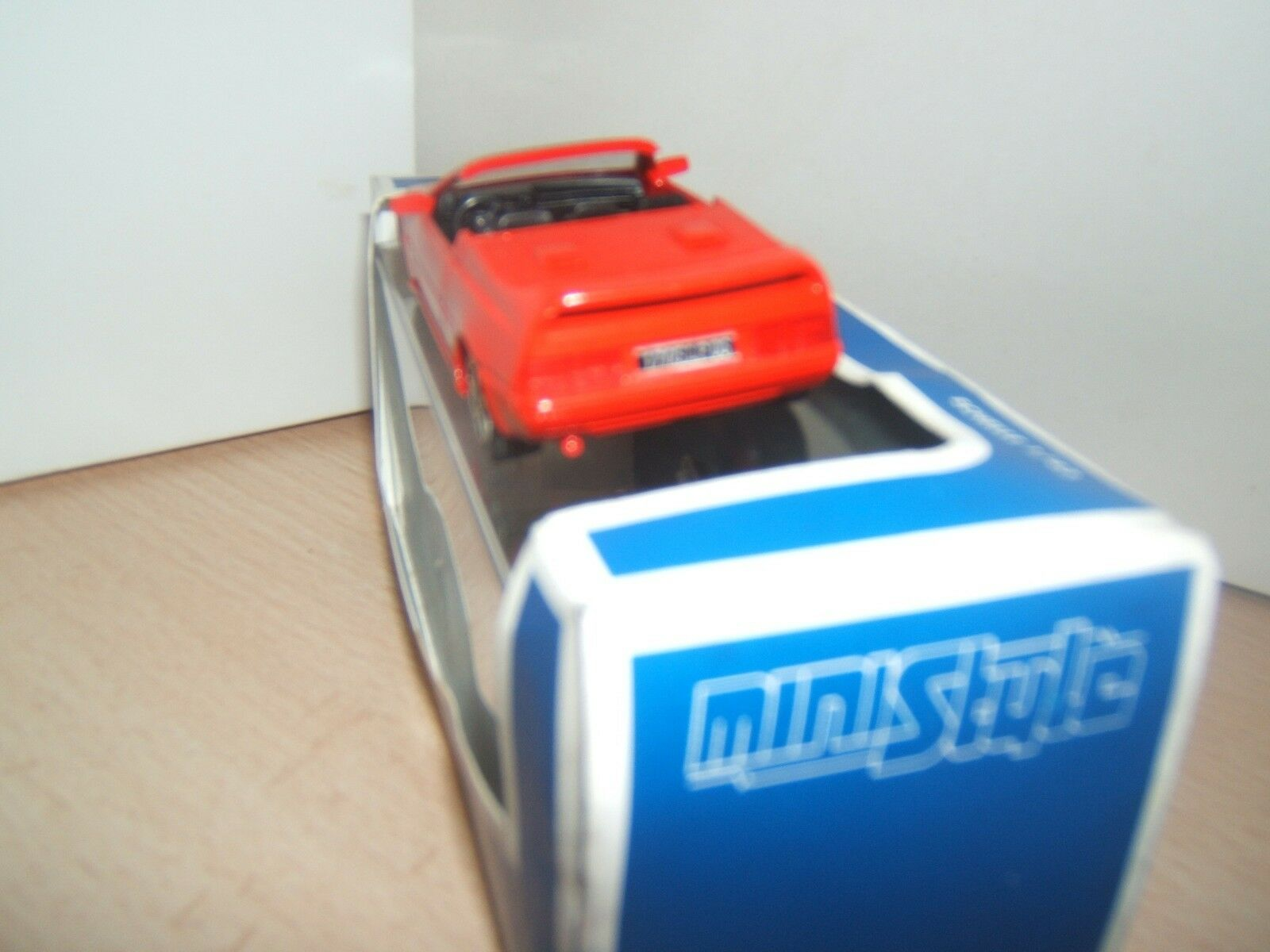MATRA MURENA CABRIOLET  MINISTYLE MINISTYLE MINISTYLE  1/43 10898d