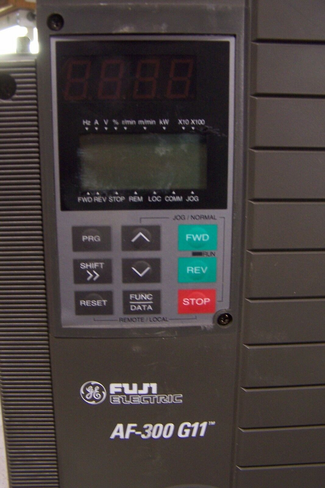 GE Fuji Electric AF-300 G11 6KG1143007X1B1 Variable Frequency Drive 7.5 HP