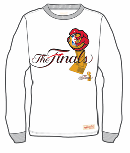 Men-039-s-Toronto-Raptors-Mitchell-amp-Ness-Hug-The-Trophy-The-Finals-Logo-LS-Shirt