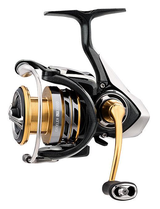 Nouveau Daiwa 17 Exceler Lt Pêche Spinning Rouleaux Rouleaux Rouleaux - Toutes les Tallas   4c51cd