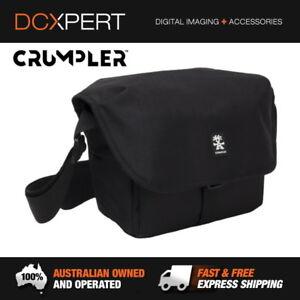 CRUMPLER-JACKPACK-3000-SLING-SHOULDER-CAMERA-BAG-BLACK
