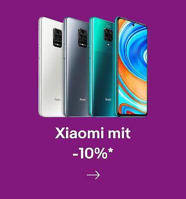 Xiaomi mit -10%*