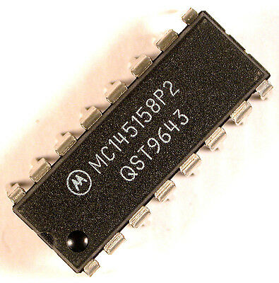 1PCS Parallel in Frequency Synthesizer IC MOTOROLA DIP-28 MC145151P2