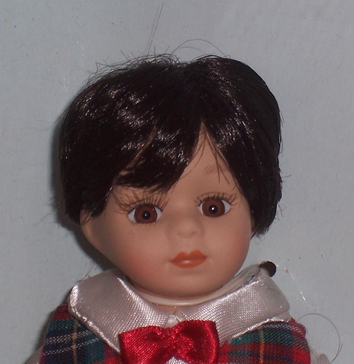 Marty & Mary Sunday Best Handcrafted Limited Ed Petite Porcelain Dolls NIB