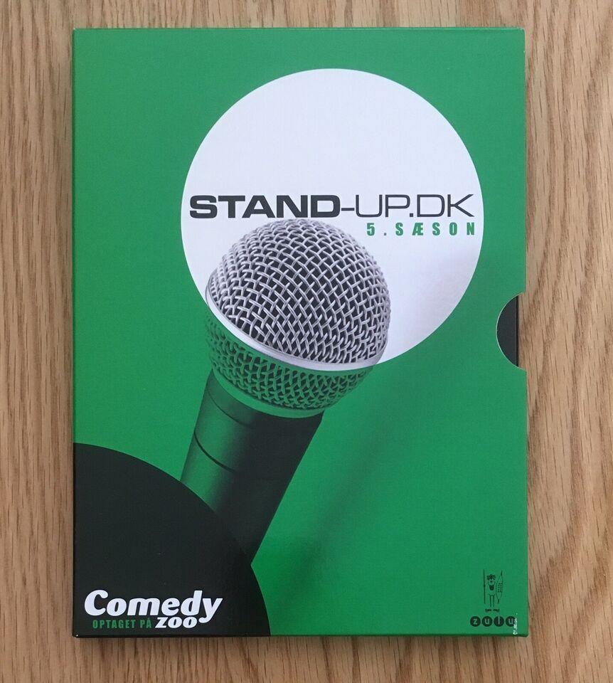 køb stand up