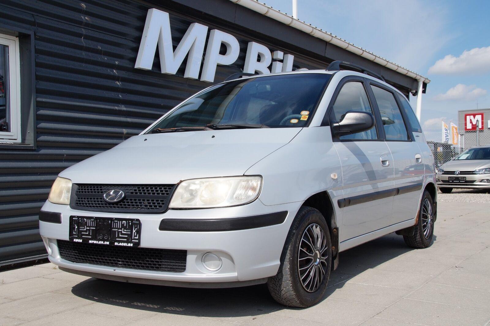Hyundai Matrix 1,8 GL
