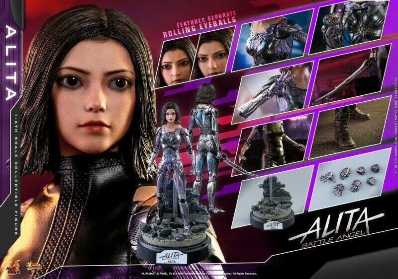1 6 Caliente giocattoli Alita Battle Angel Angel Angel MMS520 Female azione cifra for Collection modello 2de27b