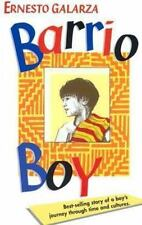 Barrio Boy, Ernesto Galarza, 0268004412, Book, Acceptable