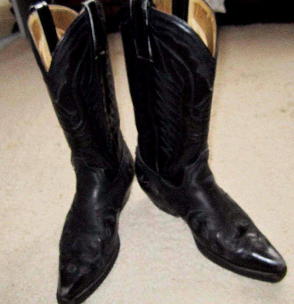 Westernstiefel schwarz Größe 37 Günstige und gute Schuhe