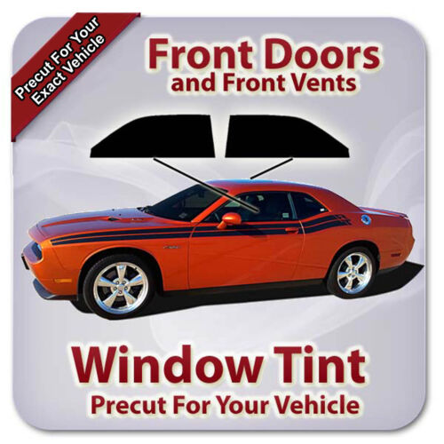Precut Window Tint For Honda Civic 2 Door 1996-1998 Front Doors