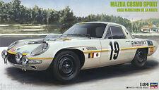 Hasegawa 20274 1/24 Scale Model Kit Mazda Cosmo Sport 1968 Marathon de la Route