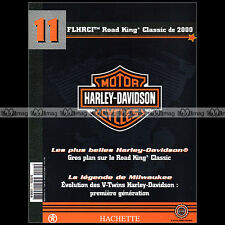 HARLEY-DAVIDSON MOTORCYCLES N°11 ★ FLHRCI 1450 ROAD KING CLASSIC (2000) ★