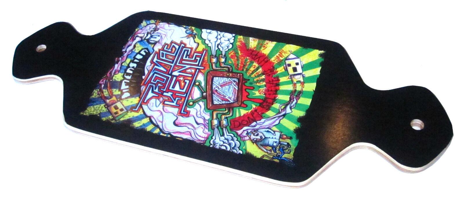 Snakeboard, Original Dimension Thomas Kienle Campaign Streetboard Bar 55cm
