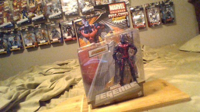 Marvel Legends Erzengel, neu in Box