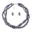 Charm-Fashion-Women-Jewelry-Pendant-Choker-Chunky-Statement-Chain-Bib-Necklace thumbnail 36
