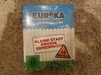 Eureka Complete Series (blu-ray Box Set) Region Free