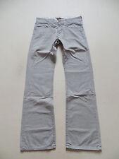 Levi's® 512 Stoff Bootcut Jeans Hose, W 31 /L 34, grau, leichte Stoffhose, RAR !