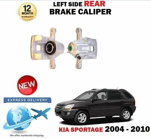 FOR KIA SPORTAGE 2.0 CRDI 2.7 2.0i 2004-2010 NEW 1 X REAR LEFT BRAKE CALIPER