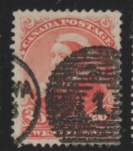 MOTON114-46-Canada-used-well-centered-XF-cv-150