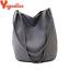 Women-Big-Leather-Handbag-Messenger-Shoulder-Bucket-Bag-Lady-Tote-Purse-Satchel thumbnail 10