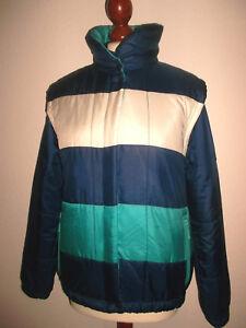 rare-vintage-80s-RODEO-Nylon-Weste-Jacke-oldschool-80er-Jahre-festival-jacket-M