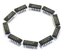 10 Pcs Signetics 74ls85n A Dip16 Pin Ic Circuit