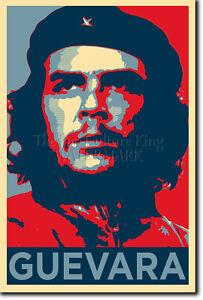 che guevara art photo print poster gift obama hope style