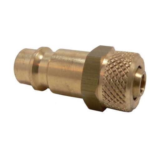 Stecknippel NW 7.2 - Schlauchverschraubung 10 x 8 mm