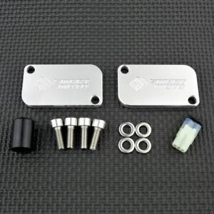 KTM 990 1190 1290 1050 RC8 SAS Valve Removal Kit PAIR SMOG Block Off plates