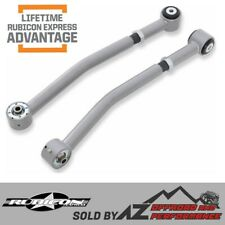 Rubicon Express Front Adjustable Lower Control Arms For 07 18 Jeep Jk Jku