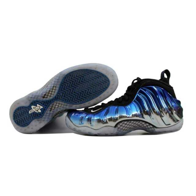 newest be222 9a992 Size 7 Mens Nike Air Foamposite One PRM
