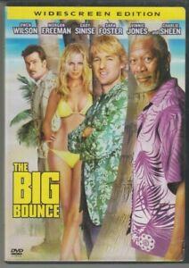 The-Big-Bounce-DVD-Widescreen-Owen-Wilson-Morgan-Freeman-Charlie-Sheen